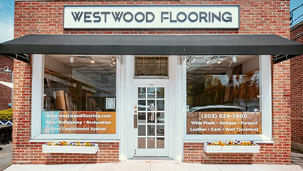 Stop by our convenient location in Old Greenwich for all of your floorcovering needs!