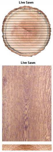 Live Sawn Hardwood