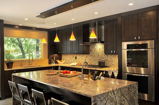 Visit our Fabrication Yard and in Cortlandt Manor, NY to help with your kitchen and bath design.